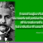 Einstein Quotes about God