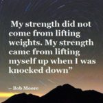 Encouraging Quotes For Man about Strength