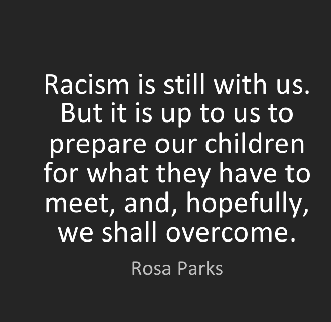 Equality Quotes by Rosa Parks