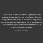 Eugene Kennedy Quotes About Forgiveness