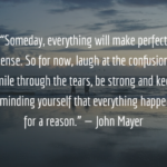 Everything Happens For A Reason Quote Author Twitter