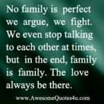 Family Argument Quotes Sayings Twitter
