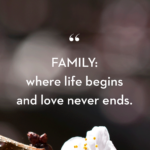 Family Relationship Quotes In English