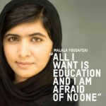 Famous Education Quotes Malala