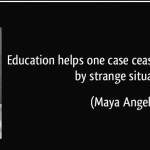 Famous Education Quotes Maya Angelou