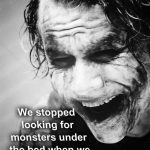 Famous Joker Quotes Dark Knight