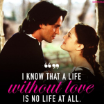 Famous Movie Love Quotes The Notebook