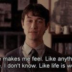 Famous Movie Quotes about Love and Life