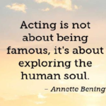 Famous Quotes by Annette Bening