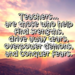 Farewell Quotes For Best Teachers