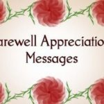 Farewell Quotes For Senior Persons