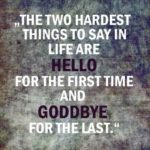 Farewell Quotes for Her