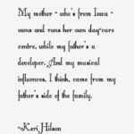 Father's Day Quotes by Keri Hilson