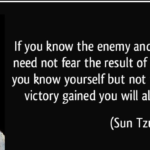 Fear Quotes by Sun Tzu