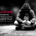 Feeling Alone In Love Quotes and Saying