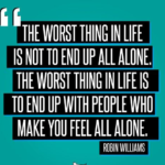 Feeling Alone Quotes and Sayings Flickr