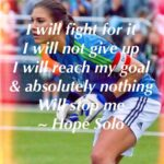 Female Soccer Player Quotes Pinterest