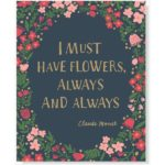 Flower Love Quotes Sayings