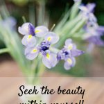 Flower Quotes about Beauty
