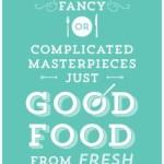 Food Quotes Julia Child