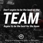 Football Teamwork Quotes