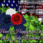 Fourth Of July Religious Quotes Tumblr