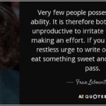 Fran Lebowitz Quotes Facebook