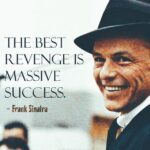 Frank Sinatra Success Quote Twitter