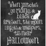 Free Printable Halloween Quotes