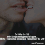 Friday The 13th Love Quotes