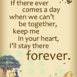Winnie The Pooh We'll Be Friends Forever Quotes Pinterest