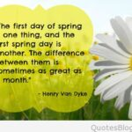 Funny First Day Of Spring Quotes