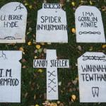 Funny Gravestone Quotes Halloween