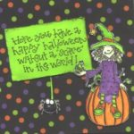 Funny Halloween Sayings For Cards