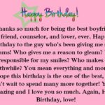 Funny Long Birthday Message For Best Friend Facebook
