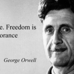 George Orwell Quotes About Freedom