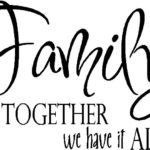 Get Together With Family Quotes Facebook