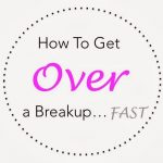 Getting Over Breakup Quotes