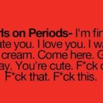 Girl Period Quotes Pinterest