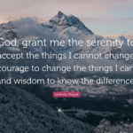 God Please Grant Me The Serenity Quote Twitter