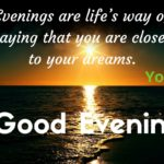Good Evening Quotes Tumblr
