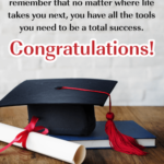 Good Luck Quotes For Highschool Graduates Facebook
