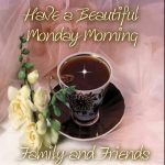 Good Morning Beautiful Coffee Quotes