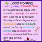 Good Morning Lord Jesus Quotes Pinterest