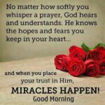 Good Morning Prayer Quotes Twitter