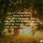 Good Morning Wishes With Bible Verses Pinterest