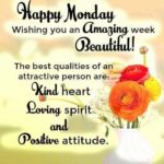 Good Morning With Monday Wishes