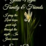 Good Night Quotes Christian Pinterest