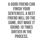 Good Quotes For Best Friends