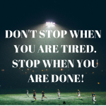 Good Soccer Quotes Inspiration